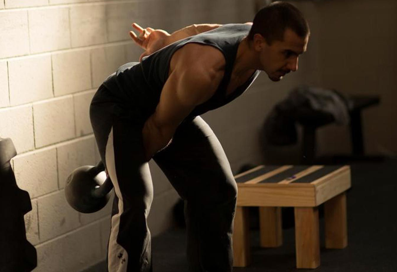Kettlebell Bodybuilding The Difference Between Kettlebell Training And Bodybuilding