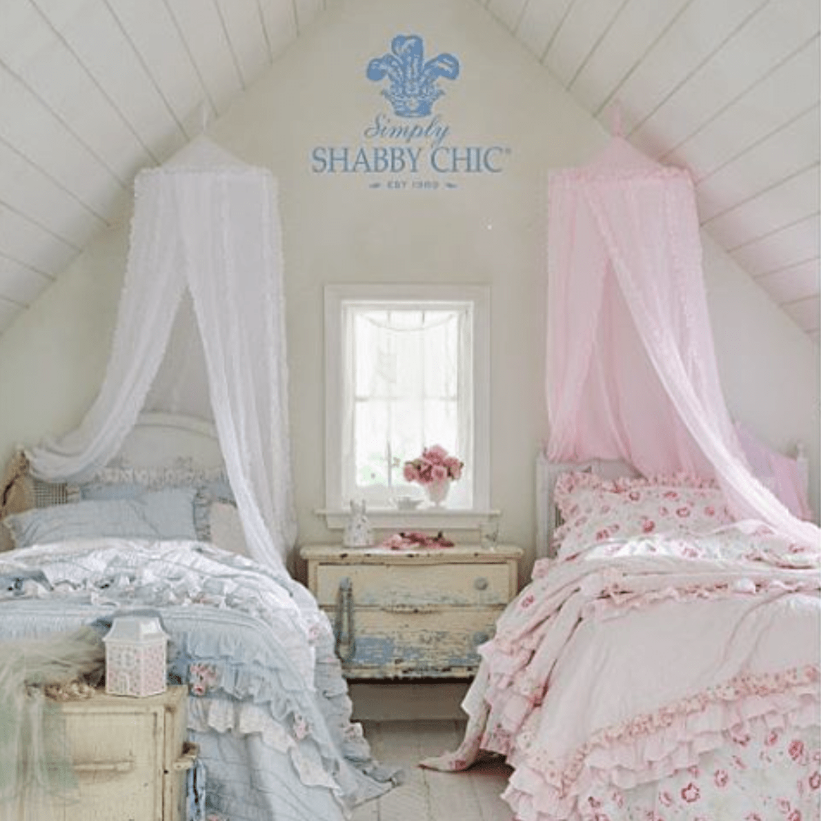Prettiness for a Princess. Simply Shabby Chic exclusively