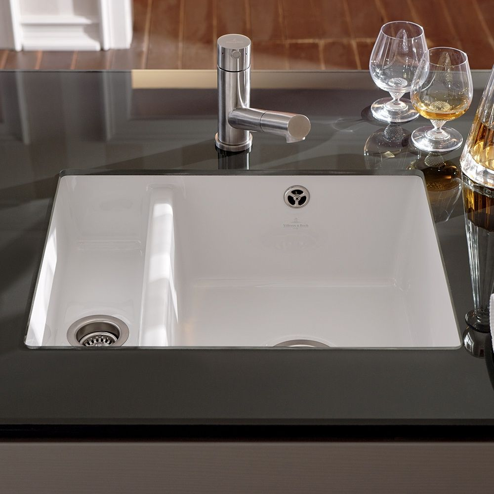 undermount kitchen sinks white undermount kitchen double sinks Google Search