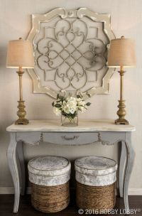 Dcor for our Hallway Wall | Metal walls, Wall decor and ...