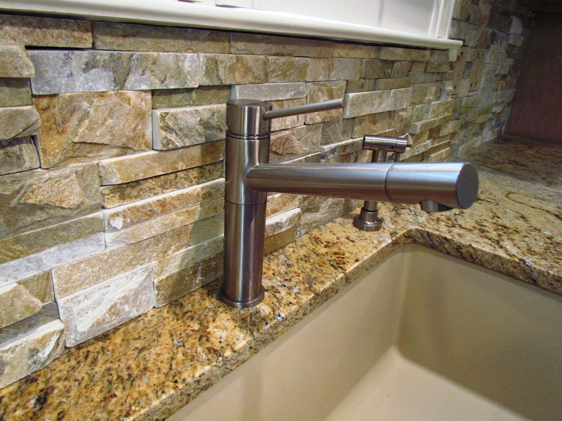 Natural Way To Clean Granite Countertops Kitchen Backsplash For Kitchen Interior Kitchen