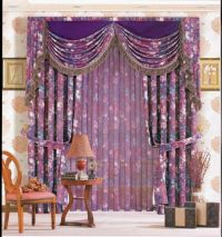 Purple Curtains | Royal purple curtains for living room ...