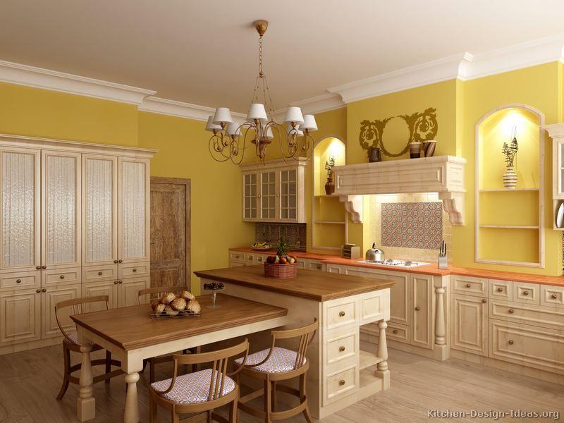 1000+ Images About Yellow Kitchen On Pinterest   Vintage Kitchen