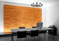 Inspiring Wooden Panels to Decorate Your Walls by Klaus