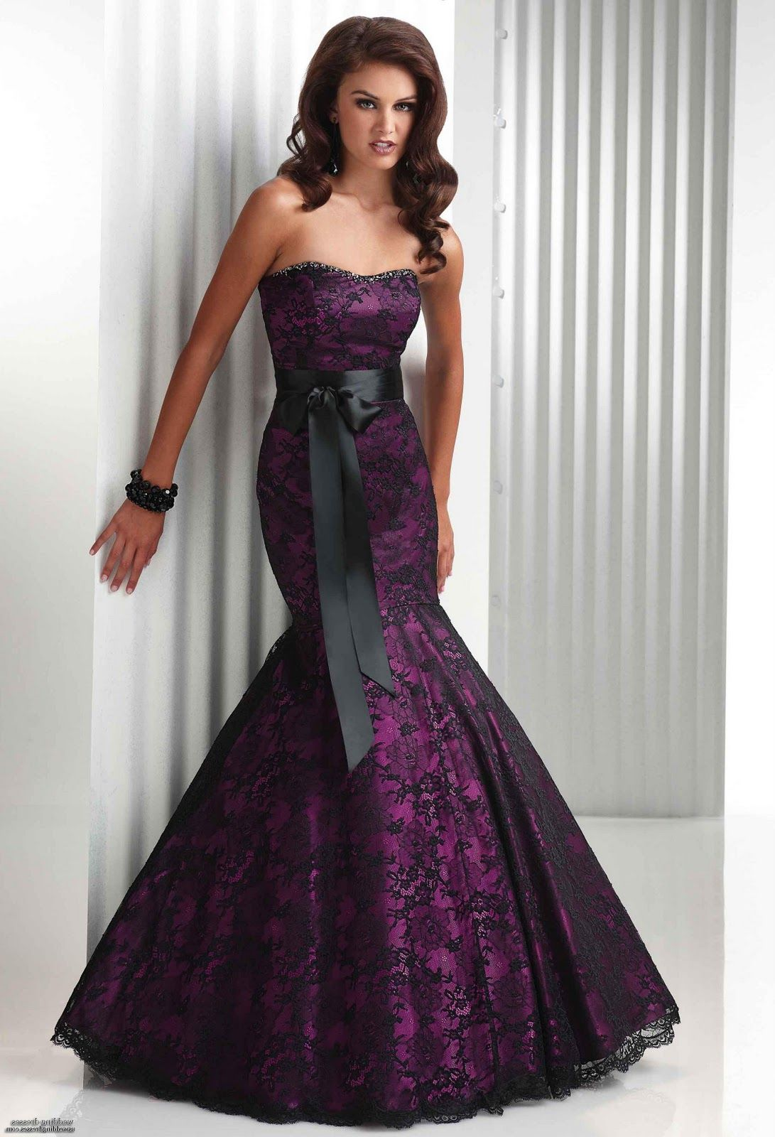 red gothic wedding dress gothic wedding dresses Wilmide s blog black gothic wedding dresses could show of w girls