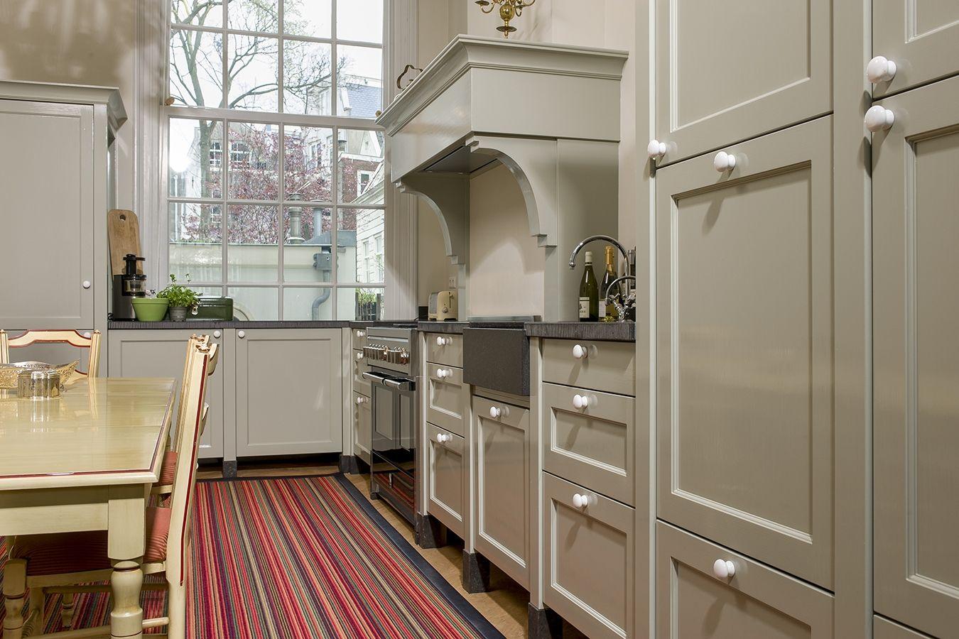 Apothekerskast Keuken Los : Interieur apothekerskast keuken siematic exclusieve keukens en