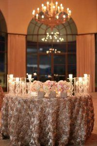 20 Gorgeous Sweetheart Tables | Sweetheart table, Wedding ...