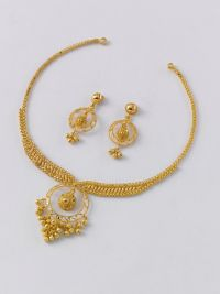 Gold Necklace Designs In 5 Grams With Price