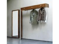 Modern Wall Mounted Coat Rack - Home Design