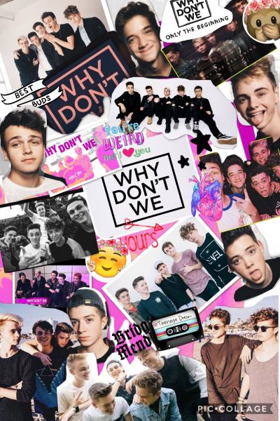 Why don't we band wallpaper   Why don't we band   Pinterest   Wallpaper, Logan paul and Bae