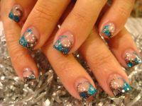 Crazy acrylic nail designs | Nails | Nails | Pinterest ...