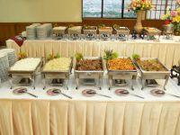 buffet food display ideas - Google Search | gpa funeral ...