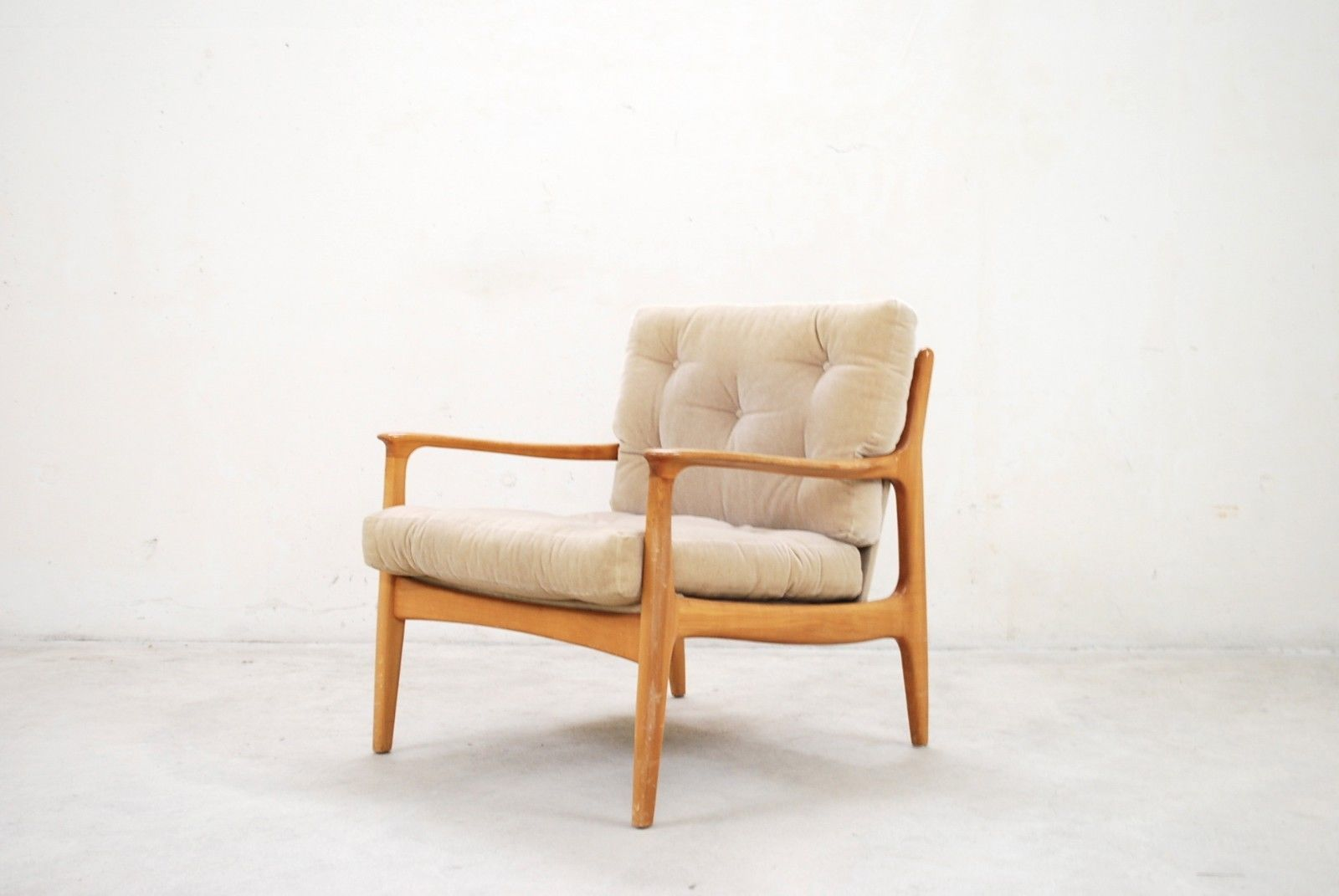 Wk Sessel Wk Wohnen Wk 686 Mid Century 60er Danish Modern Easy Chair Sessel