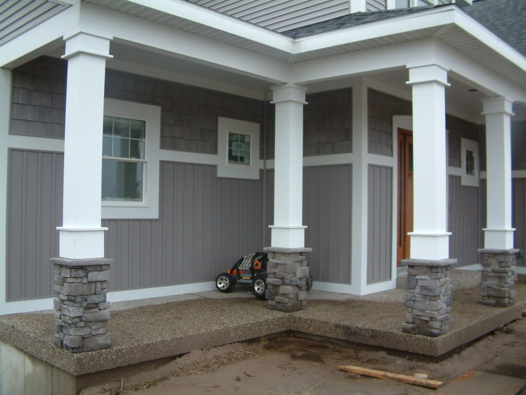 Pillar Design For House Columns For Porch At Entry Way And Corners Ideas For