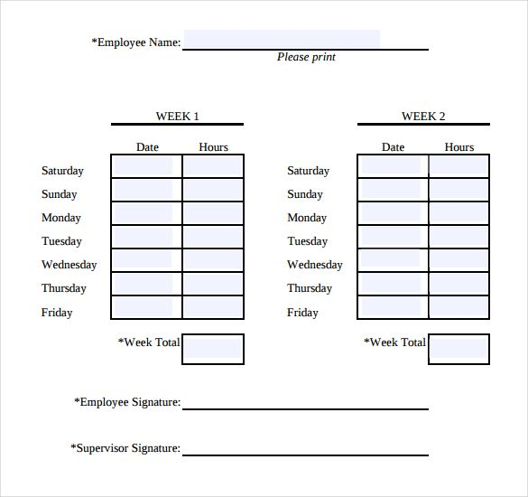 Simple Weekly Timesheet 13+ Simple Timesheet Templates u2013 Free - sample payroll timesheet