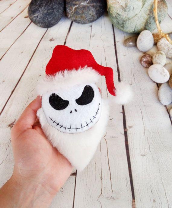 Halloween Decor Santa Jack Skellington Nightmare Before Christmas - nightmare before christmas baby shower decorations
