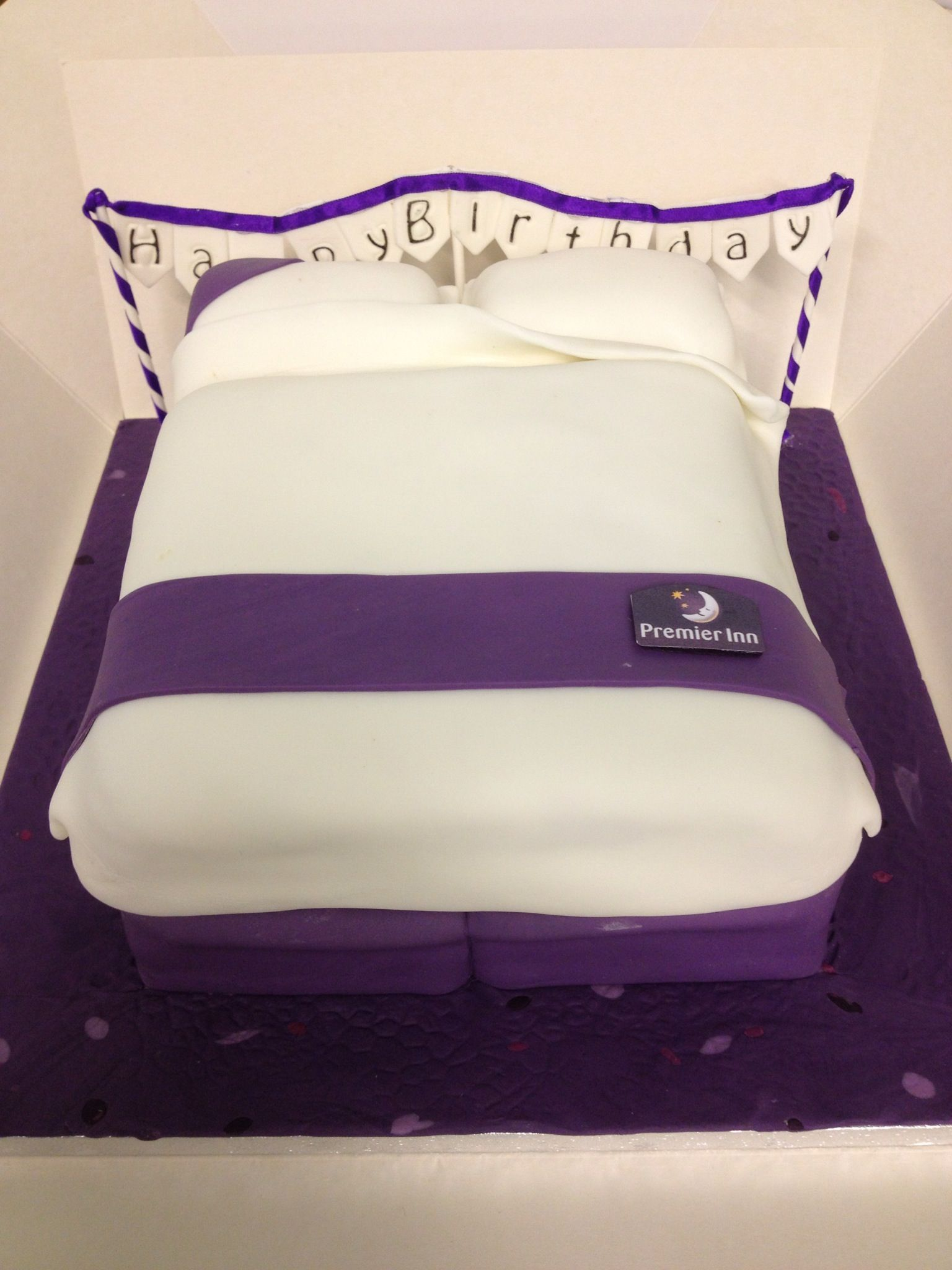 Premier Inn Hypnos Mattress Premier Inn Bed Cake For The Love Of Cake Pinterest