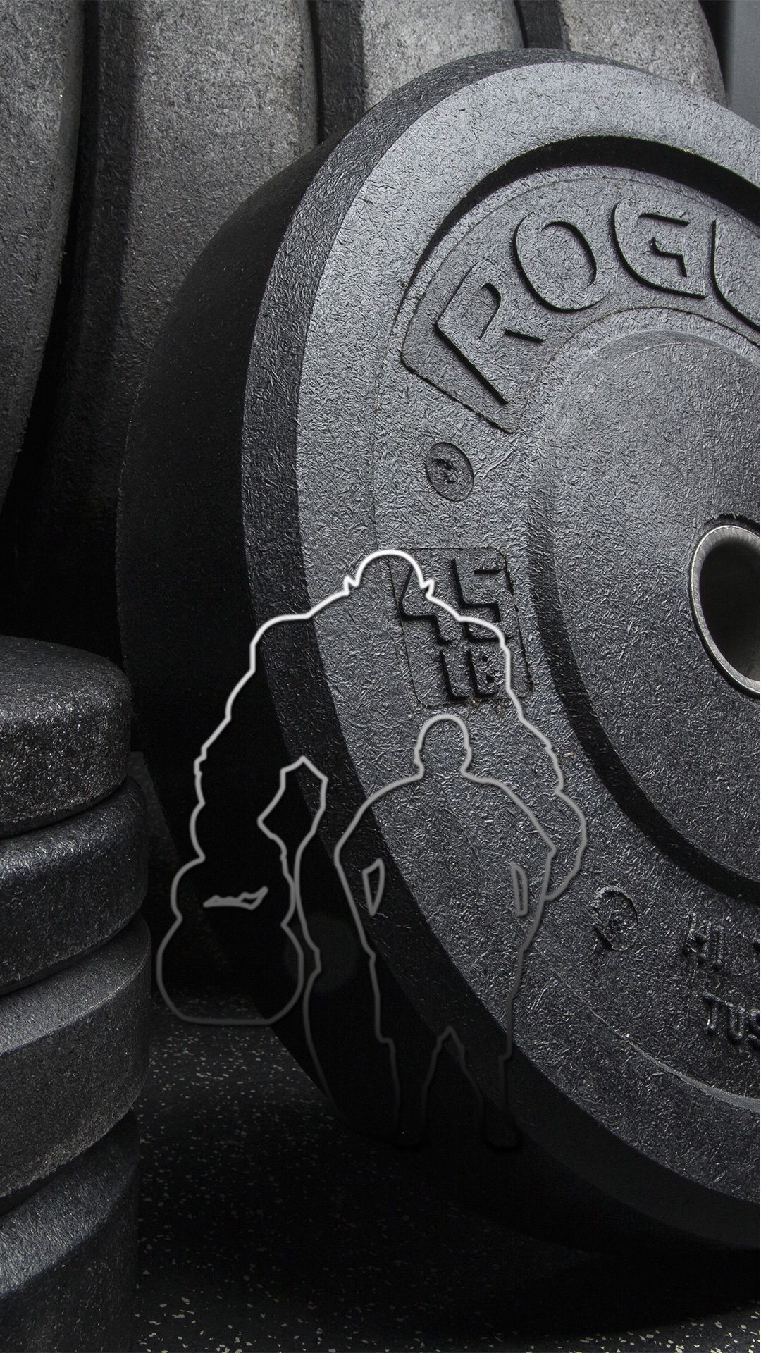 Motivational Sports Quotes Iphone Wallpaper Iphone 6 Gym Wallpaper Fat To Beast Gym Pinterest