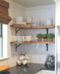 Shanty Sisters on Instagram: Simple corner shelves! We ...