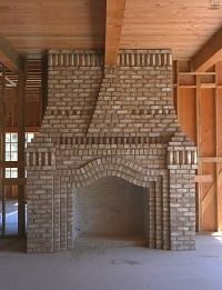 brick fireplaces designs ideas | ... masonry design, I ...