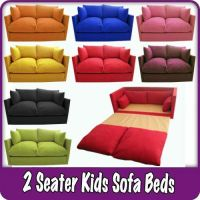 Source Kids Children's Sofa Fold Out Bed Boys Girls ...