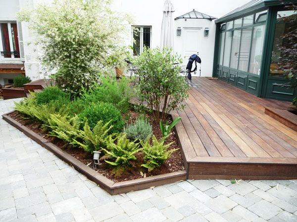 Amenagement Terrasse Bois Pinterest Catalogues-terrasse-et-jardin | Garden | Pinterest