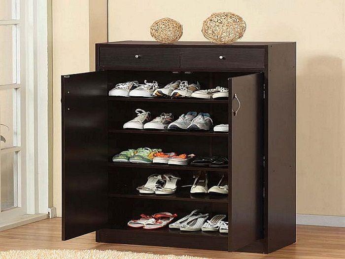 Shoe Cabinets With Doors Design Http Modtopiastudio
