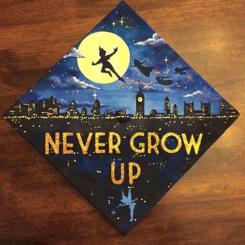 Medium Of Graduation Cap Decoration Ideas