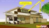 Clerestory roof design can be hipped or gable presenting ...