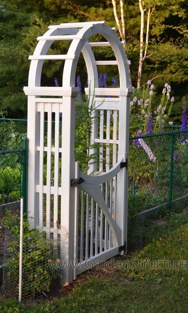 arbor u003e Plans \/ Designs u003e Arbor Plans u003e Laminated Arched - garden arbor plans designs