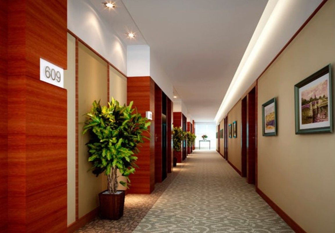 Hotel Decoration Design Hotel Corridor Wall Decoration Jpg 1154803 Corridor