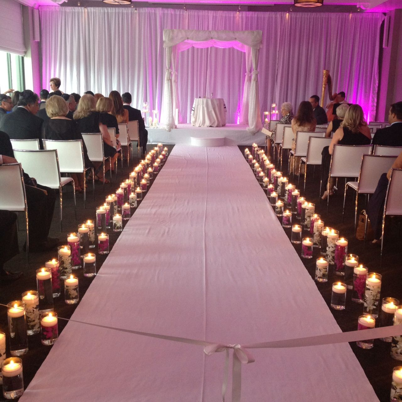 wedding aisle decorations Wedding Ceremony Decorations 29th in ceremony Details