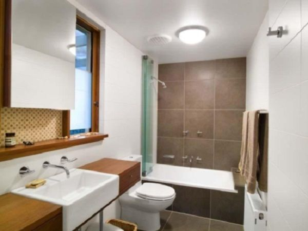 Small Narrow Bathroom Design Ideas decorating Pinterest - narrow bathroom ideas