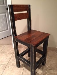 DIY Wooden Pallet Chairs | Pallet chair, Wooden pallets ...