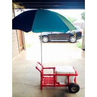 DIY pvc pipe project pvc beach cart. This would be cool ...