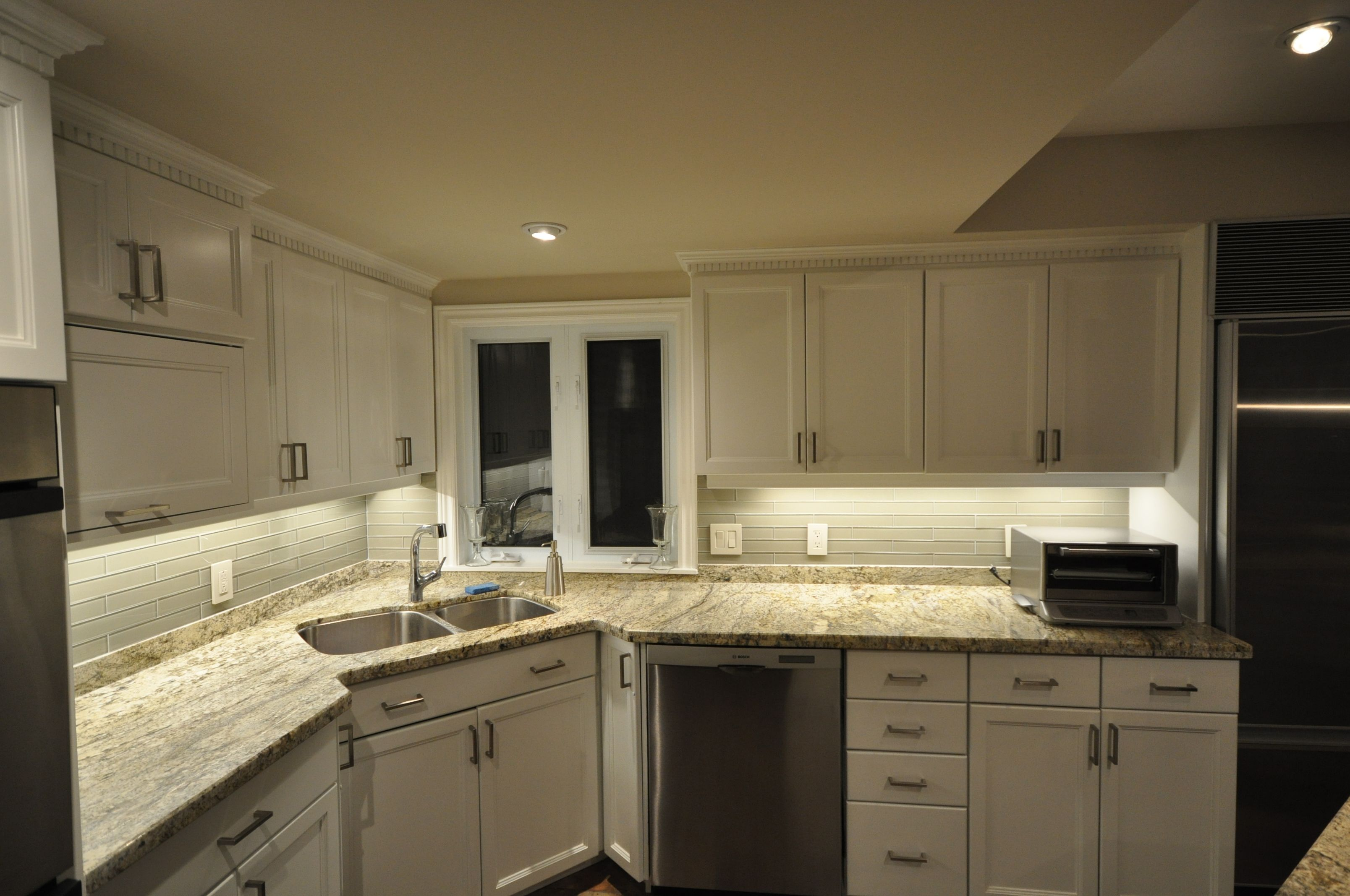 Kitchen Counter Light Rab Design 39s Led Strip Lights Install For Under Cabinet