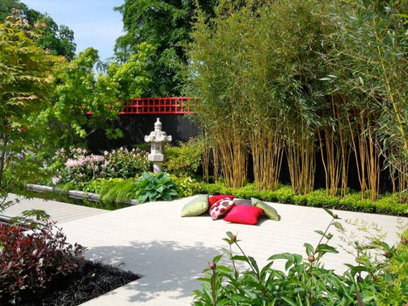 Exotic Chinese Garden Design Ideas OnHomes Garden Idea - chinese garden design