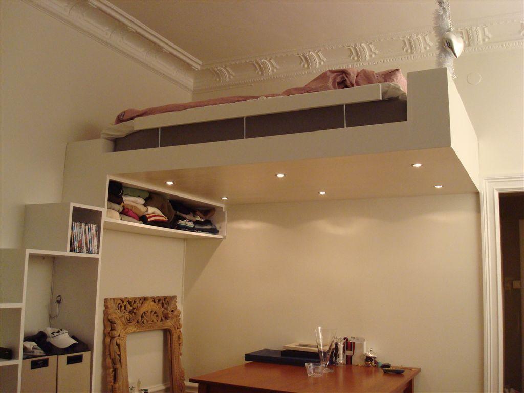 Etagenbett Für Erwachsene Mit Treppe : Hochbett erwachsene sylvia mit treppe in