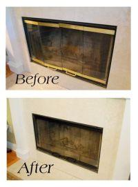 Fireplace Doors on Pinterest