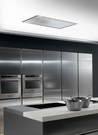 The Skyline flush mounted ceiling extractor fits ...