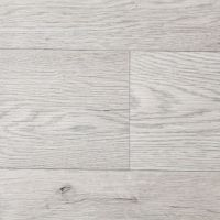 White Beige Wood - Non Slip Vinyl Flooring Lino Kitchen ...