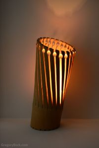 Ring lantern - Bamboo Arts and Crafts Gallery | lighting ...