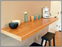 diy wall mount table   Wall Mounted Desks Uk   kitchen ...
