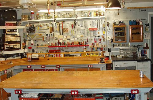 woodshop ideas Flickr The Home WoodWorking Shops Pool wood - home workshop ideas