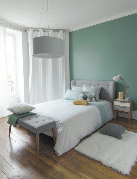 Türkises Schlafzimmer * Interior * Schlafzimmerideen * Tolle Ideen - ideen schlafzimmer