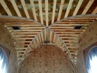 How To Make A Groin Vault Ceiling
