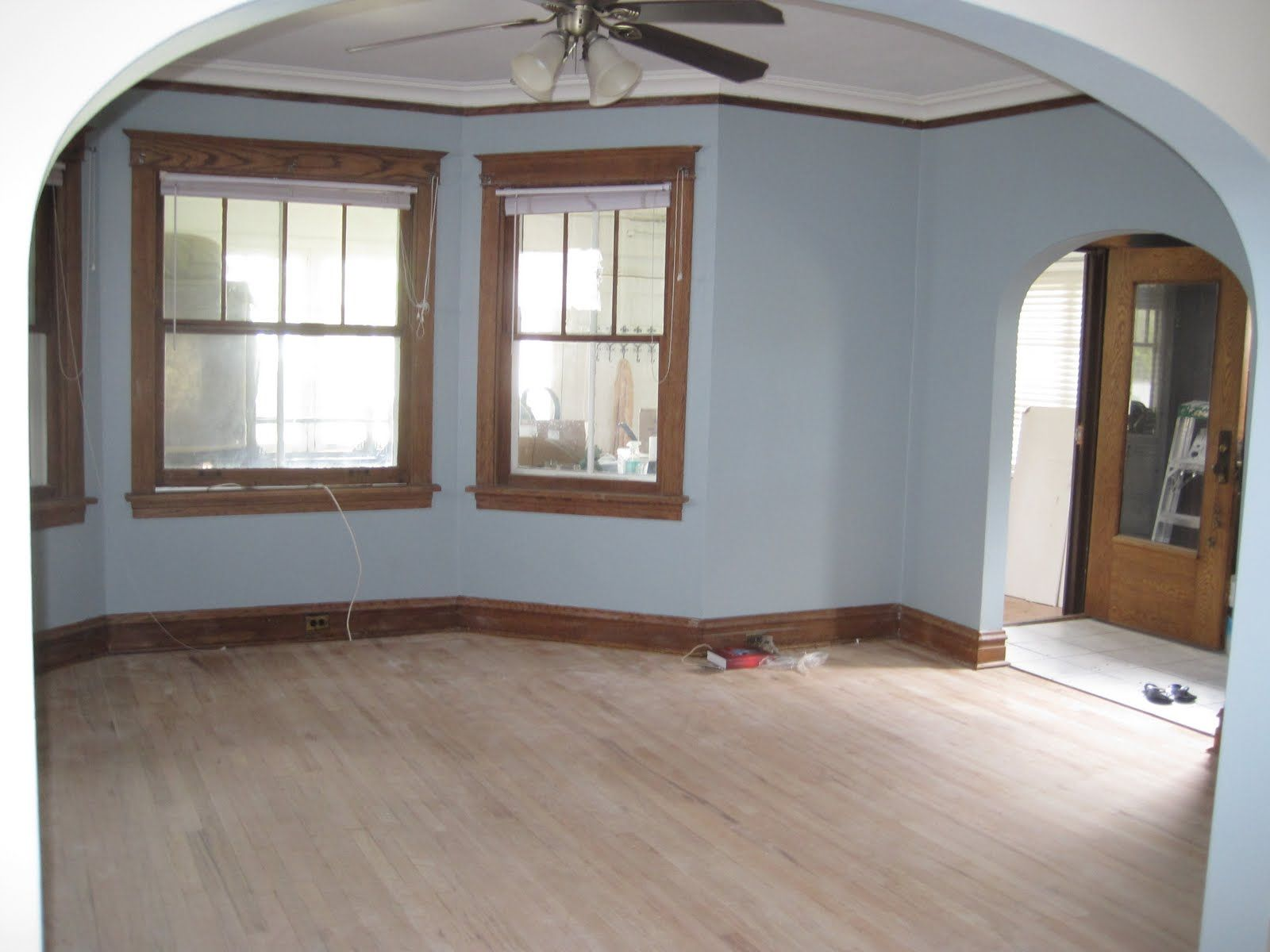 Living Room Paint Ideas With Dark Wood Trim living room paint ideas with wood trim