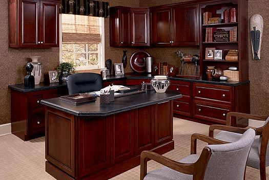 Collect This Idea Elegant Home Office Style 15 Ideas For Home - home office ideas on a budget