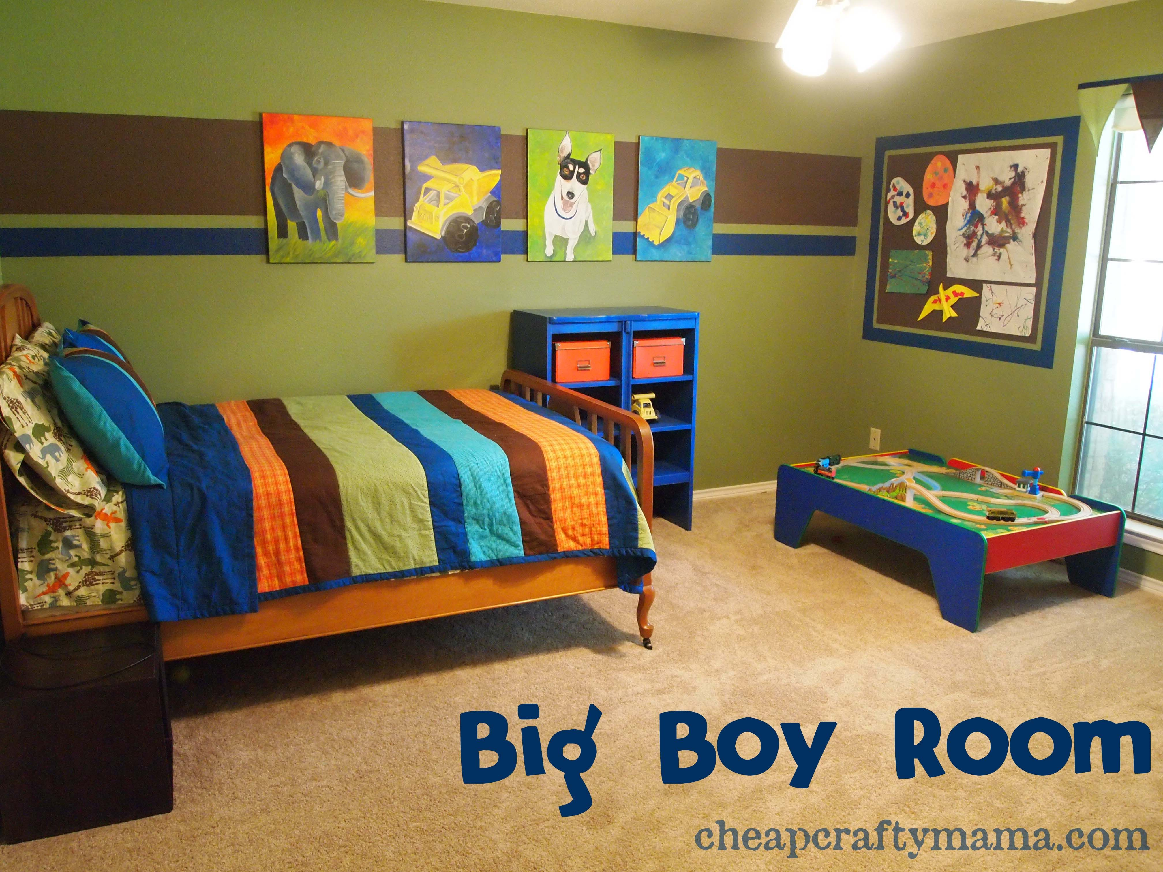Boys Bedroom Lamp Bedroom Green Color Of Wall Paint Decorating In Boys Room