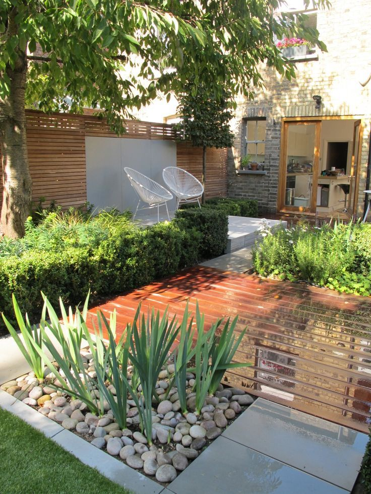 what a great little garden space Adam Christopher flower pots - designing your garden